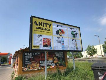 reklama papierowa, wady