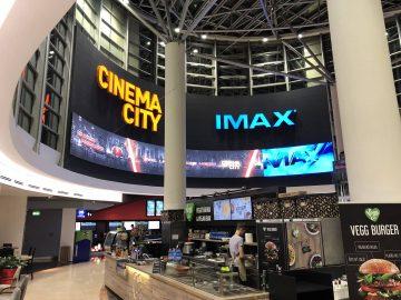 Sferyczny Ekran Led - nośnik reklama cyfrowa - Reklama LED - realizacja
