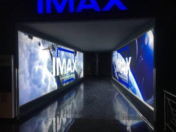 Reklama wewnętrzna - Kino - rama reklamowa model: Light Box
