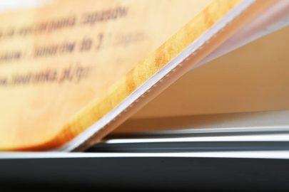 System tkanin napinanych Light Box Wymiana banera
