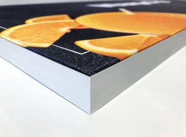Light Frame Lekka rama reklamowa z aluminium system reklamy wydruk tekstylny