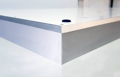 Aluminiowa rama reklamowa Light Box Reklama podswietlana