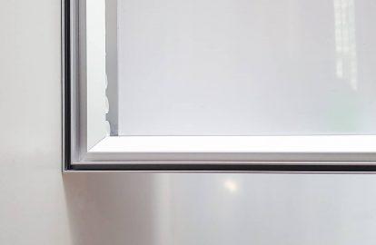 System tkanin napinanych Light Box Rama podświetlana moduł LED 1W