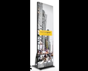 iPoster Reklama wolnostojąca LCD bannergear™