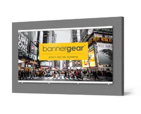 Reklama naścienna bannergear™ model Slide System