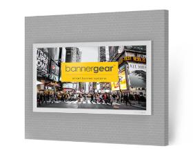 Prazentacja ama reklamowa bannergear™ model Wall Slim